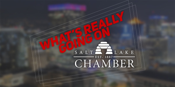 Selling Out Your Freedoms, Businesses at Salt Lake Chamber Want Forced Masks