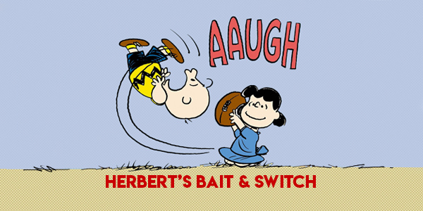 Herbert Bait and Switch Emergency Declaration